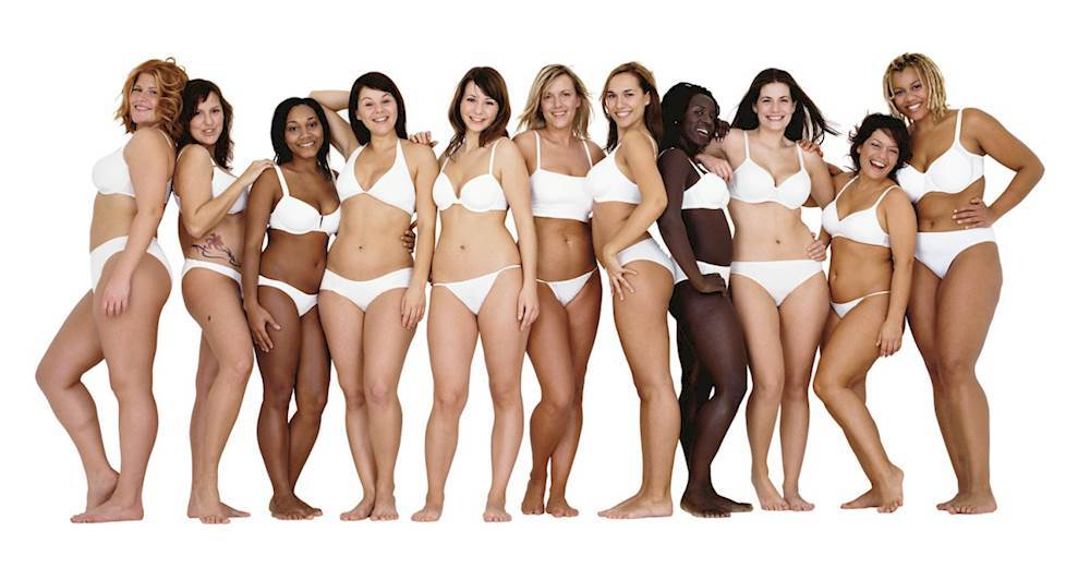 A picture showing the Dove Real Beauty Campaign as part of their brand storytelling
